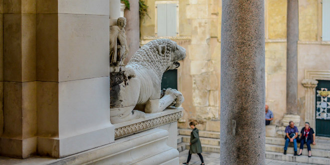 PRAZNINE2021 Privremena aktivacija zatvorenih prostora u povijesnoj jezgri grada Splita