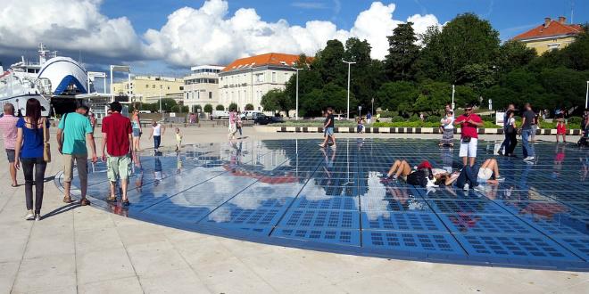 Zadar obara turističke rekorde, najprivlačniji je Nijemcima