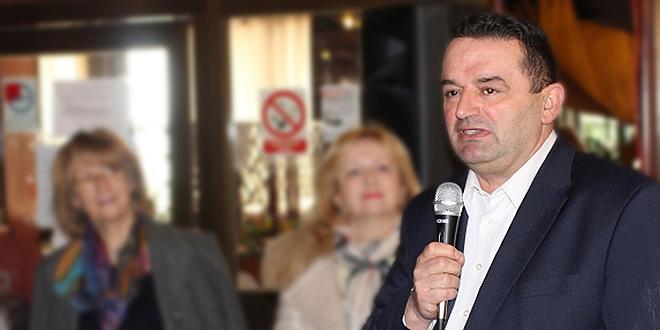 DOZNAJEMO Pitanje je trenutka kada će Škaričić biti smijenjen, propuste je otkrio u izjavi novinarima