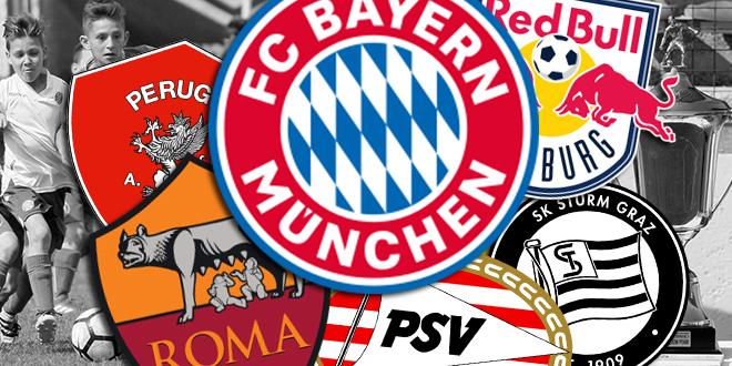 NIKAD JAČI TURNIR: Bayern potvrdio dolazak na Prve korake, stižu i PSV, Red Bull Salzburg, AS Roma, Sturm, Perugia...
