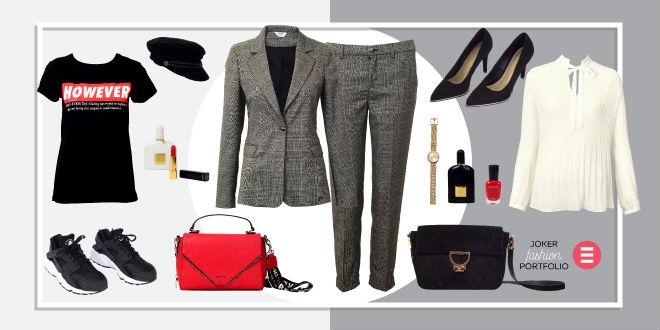 JOKER FASHION PORTFOLIO: Odijelo kao moćna modna igračka