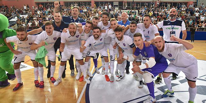 LIGA PRVAKA: Novo Vrijeme u skupini s Benficom, Sportingom i Sibiryakom!