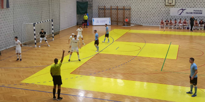 KRAJ: AFCU u uzbudljivom gradskom derbiju slavio protiv FC Splita