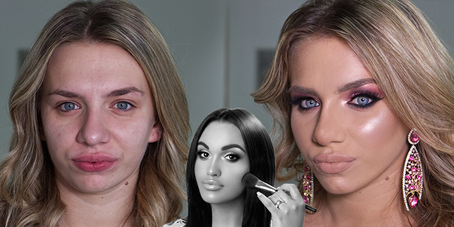 VIDEO TUTORIAL Helena Dželalija: Rozi tonovi za 'think pink' raspoloženje