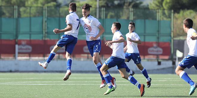 KRAJ: Hajdukovi pioniri pobijedili Dinamo sa 1:0!