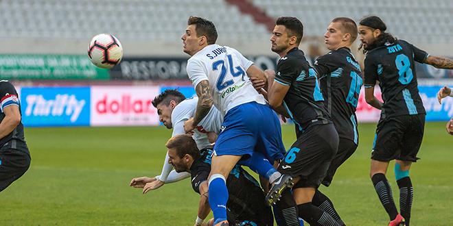 DUPLIN OSVRT: Hajduk je bio borbeniji i agresivniji nego u prethodnim susretima