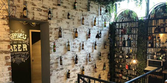 OTVOREN COOL GARDEN: Novo mjesto u Splitu gostima nudi 70 vrsta piva i 40 vrsta ginova