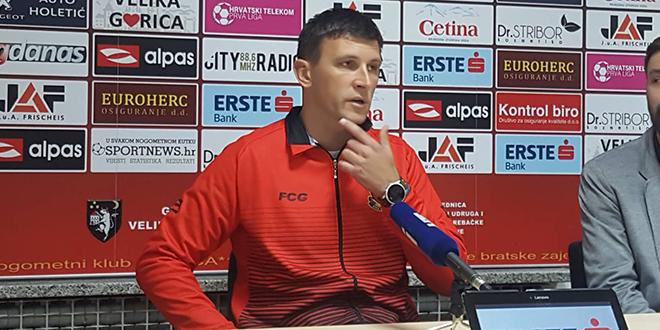Gorica stiže na Poljud bez dvojice standardnih igrača