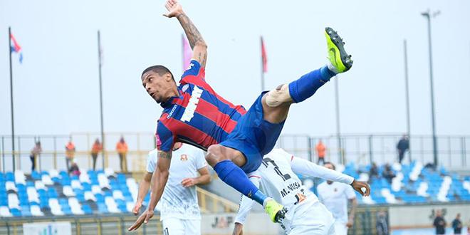 DUPLIN OSVRT: Hajduk je razočarao igrom s igračem više