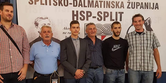 HSP Split: HDZ i HNS su stranke ljevice