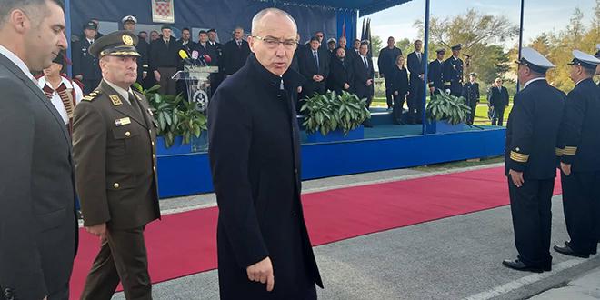 Split: Damir Krstičević komentirao vijest da će SAD blokirati hrvatsku kupnju vojnih zrakoplova od Izraela
