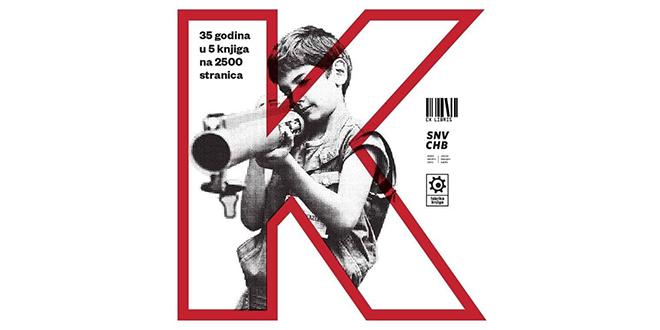 KULTNA KOLUMNA: Predstavljanje 2500 stranica Robija K. večeras u Splitu