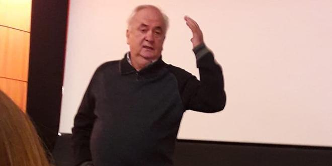 ZLATNA VRATA Božo Maljković: Najbolji film svih vremena mi je 'Tko to tamo pjeva'