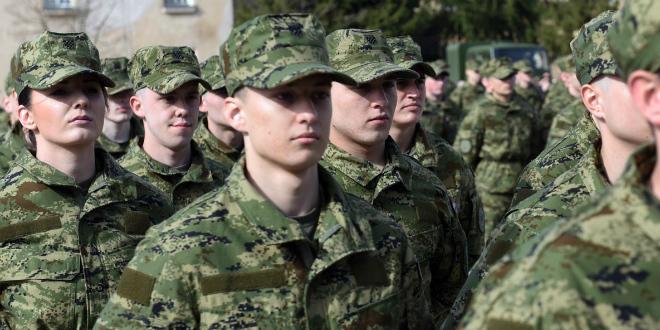Svečana prisega i dodjela beretki kadeta Hrvatske vojske u subotu u Kninu
