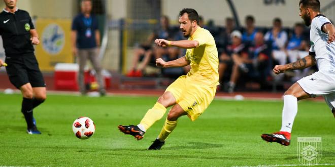INTERVJU Tonći Mujan: Ibričić je odličan suigrač, a u Hajduku mi je gušt gledati mlade igrače iz vlastite škole