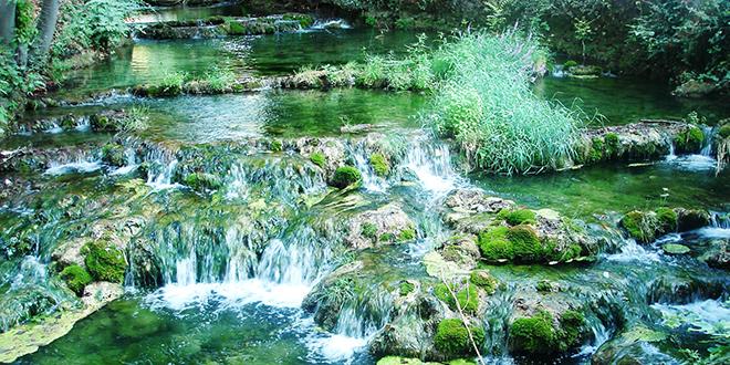 Rijeke i jezera u Dalmaciji