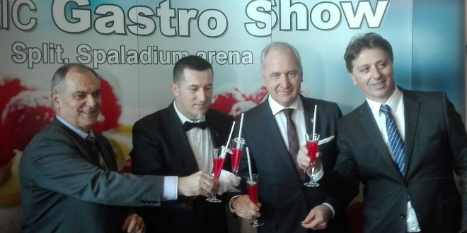 TURIZAM I GASTRONOMIJA: Adriatic Gastro Show otvoren u Spaladium Areni