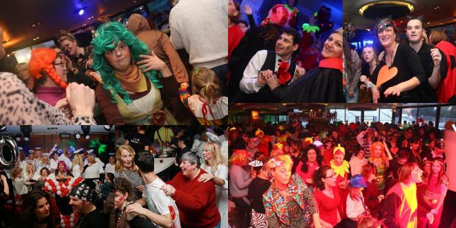 12. Ples s anđelima u duhu Valentinova u Vanilla clubu