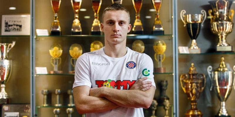 Hajdukovog stopera želi osma momčad prvenstva Ukrajine