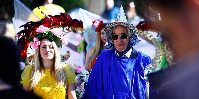 FOTOGALERIJA: Dida Toni je zvijezda Splitskog krnjevala