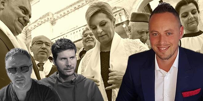 Ivica Rakušić: Thompsona slušam svaki dan, Kolinda je svjetlosnim godinama ispred Mesića i Josipovića, Pernar je u jednome u pravu...