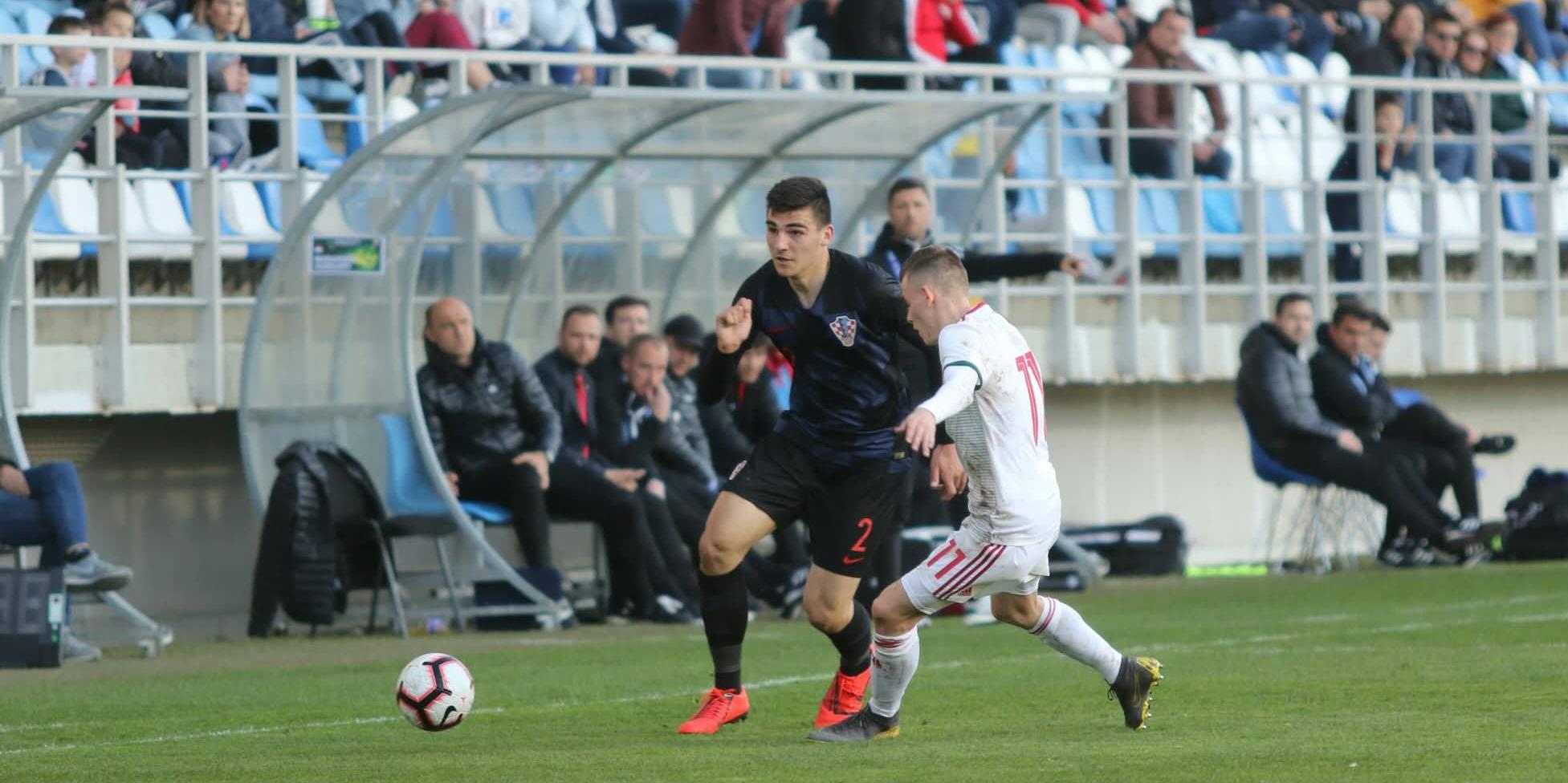 KRAJ: Hrvatska U19 reprezentacija svladala Mađarsku!
