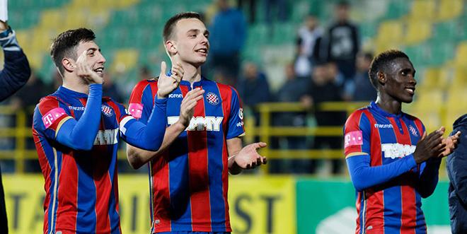 DUPLIN OSVRT: Eto Hajduka u Europi prije nego što je itko očekivao