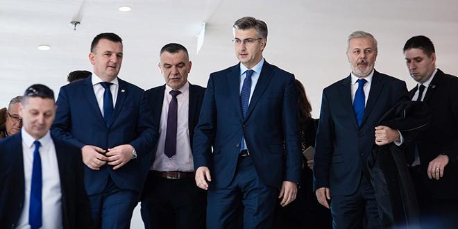 Plenković opet u Splitsko-dalmatinskoj županiji: U zgusnutom rasporedu bit će i na predizbornom skupu HDZ-a na Peristilu