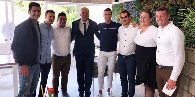 Cristiano Ronaldo s djevojkom ručao u konobi bivšeg igrača Hajduka i RNK Splita