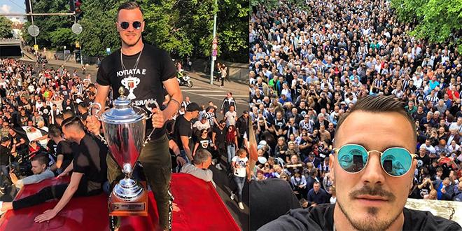 OSVAJAČ KUPA Josip Tomašević: Neopisivo je koliko se Lokomotiv i Botev ne vole, u Plovdivu nas je dočekalo 10.000 ljudi!