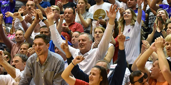 VIDEO Mijo Pašalić: Osjećam ponos što sam na čelu ovog kolektiva, prvenstvo smo osvojili prezasluženo!