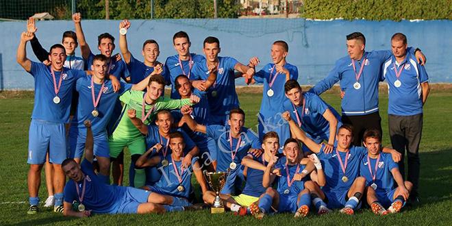 Juniori Solina prvaci Dalmacije!