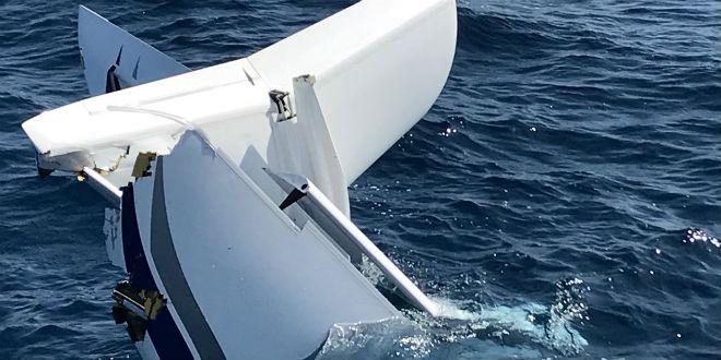 DETALJI NESREĆE KOD HVARA: Sportski zrakoplov pao u more, pilot lakše ozlijeđen