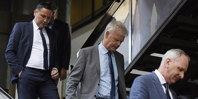 Kustić: Veselim se utakmici protiv Mađarske u Splitu; Brbić: Postoji nagovještaj da će se nešto mijenjati, a nećemo sudjelovati u organizaciji