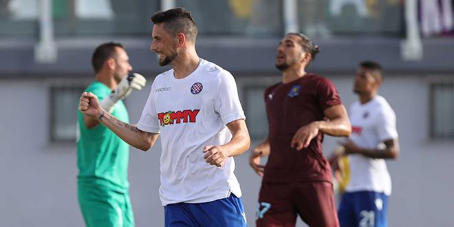 GENERALKA: Prva momčad Hajduka u golijadi bolja od druge, zabio i Gyurcso