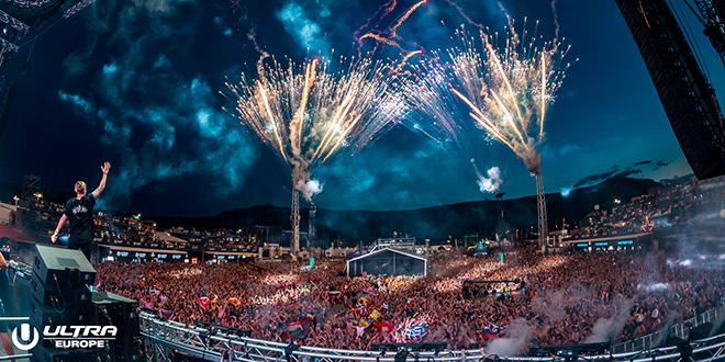 JOŠ SPEKTAKULARNIH FOTOGRAFIJA S ULTRE Alesso, DJ Snake, Marco Carola i grupa Vatra obilježili drugi festivalski dan