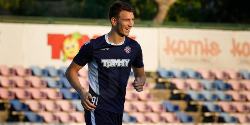 INTERVJU Teklić: Nakon gola u Rijeci potisnuo sam u zaborav sva ranija događanja, želim gledati samo prema naprijed