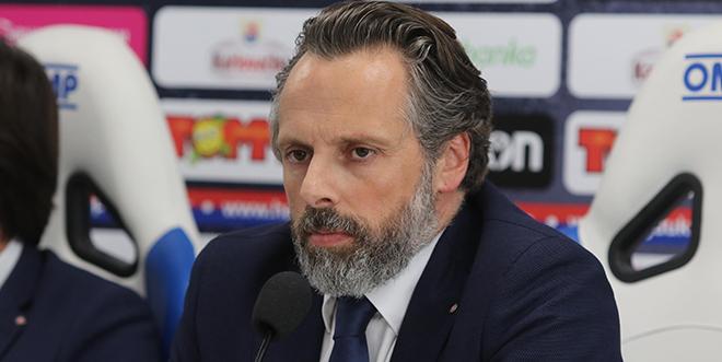 Jakobušić: Meni je najveći poraz što je policija sada ispred stadiona, to me više boli od vrijeđanja
