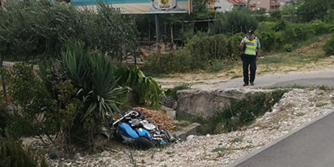 KATASTROFALNA NOĆ Poginuo motociklist na Sirobuji!