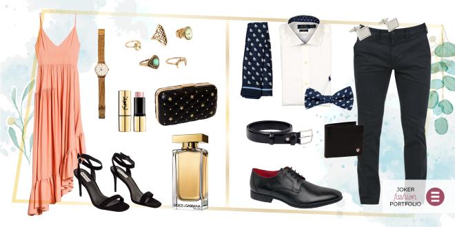 JOKER FASHION PORTFOLIO: Savršeni outfit za ljetno vjenčanje