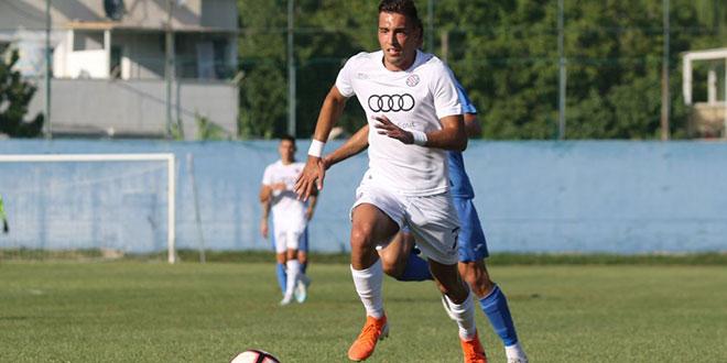 Hajdukovac zabio za U-20 reprezentaciju Hrvatske