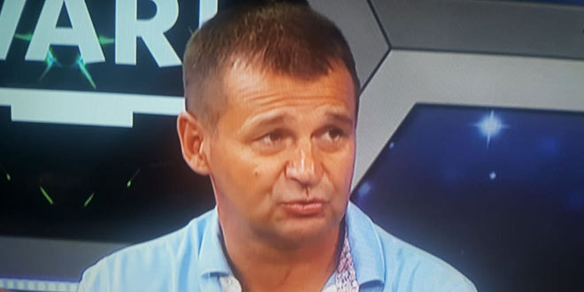Draženko Kovačić: Crveni karton Jakolišu je ispravna odluka, pogreška je isključenje igrača Slaven Belupa
