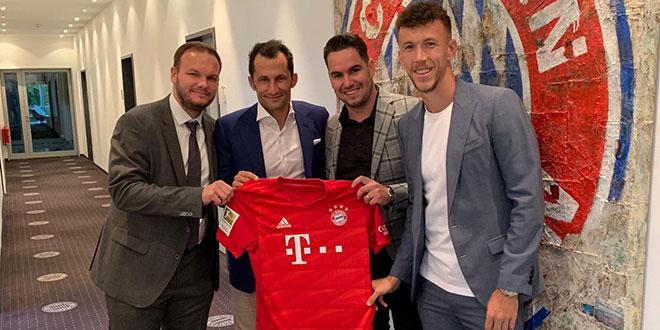 Perišić službeno predstavljen u Bayernu, provjerite koliki dio kolača ide Hajduku