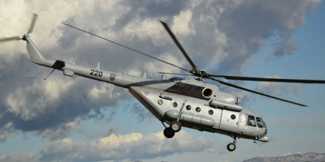 SKANDAL U HRVATSKOJ VOJSCI: Piloti vojnim helikopterom prevozili švercera oružjem