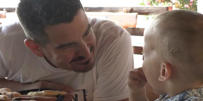 VIDEO Marko Pecotić snimio spot za pjesmu 'Kruh sa sedam kora'