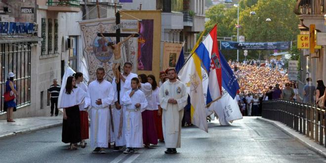 VELIKA GOSPA Provjerite poseban režim prometa za vrijeme procesije Gospi od Pojišana