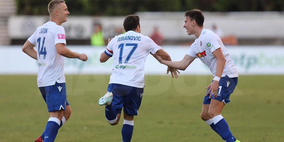 VIDEO: Pogledajte nevjerojatan gol Juranovića, primio je loptu na centru i otišao do kraja!