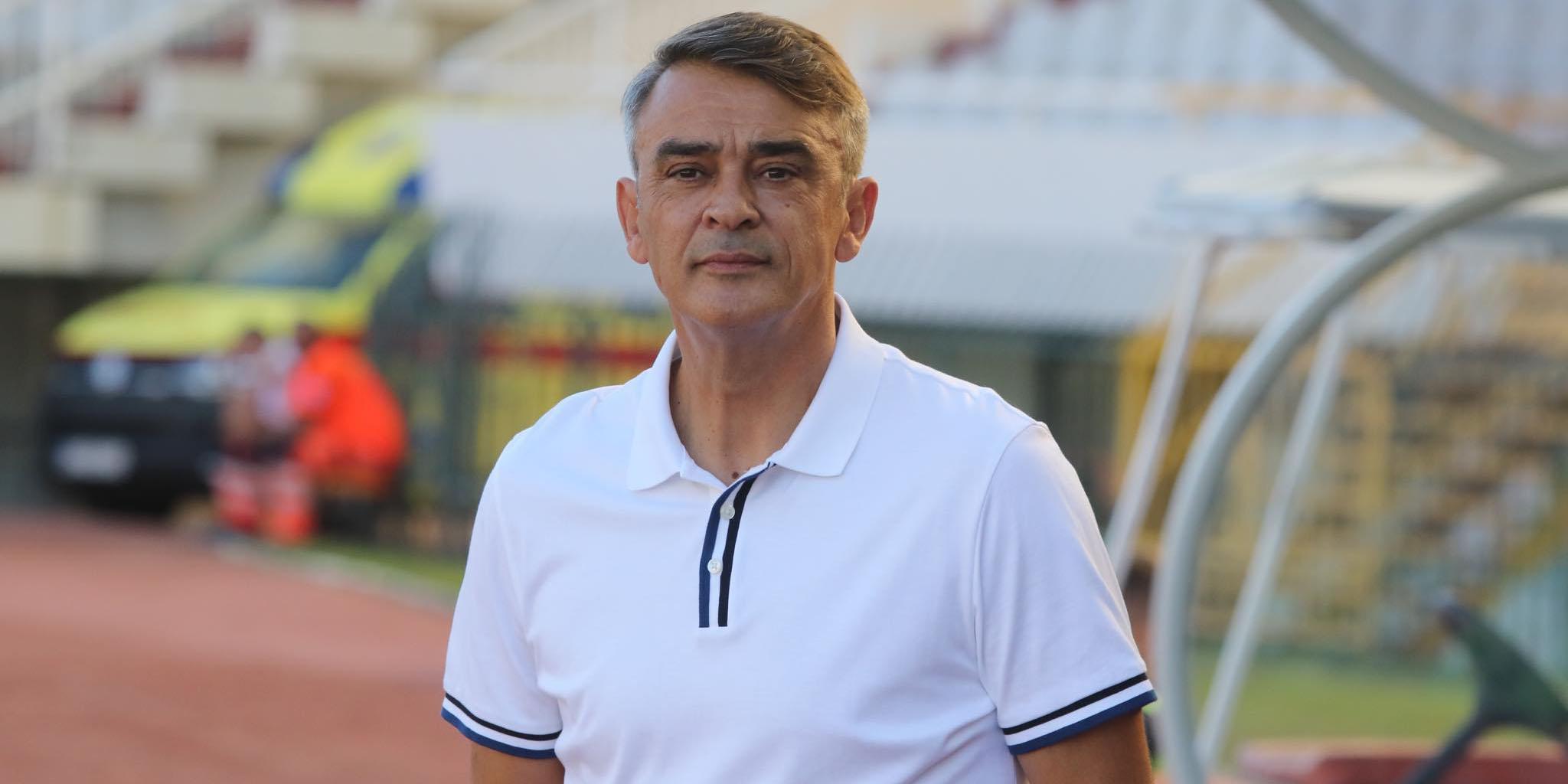 Damir Burić: Čestitam svojim momcima koji su odigrali jako kvalitetnu utakmicu