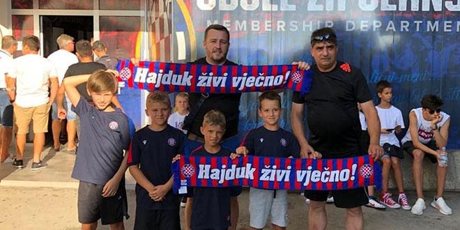 Nekadašnji kapetan čeških hokejaša učlanio sebe i svoje 'tiće' u Hajduk!
