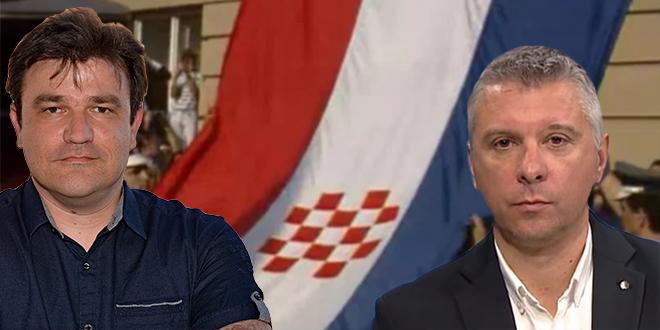 POVJESNIČAR ISPRAVLJA POVJESNIČARA 'Kolega Klasiću, govorite potpunu neistinu o hrvatskom grbu s prvim bijelim poljem!'